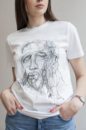 """Marškinėliai """"Autoportretas"""""""
